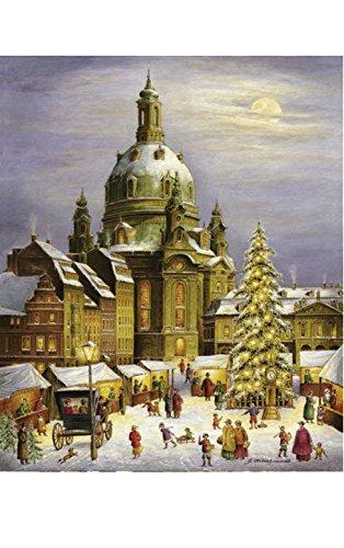Alexander Taron Importer 2176 Bruck & Sohn Advent-Scene from City of Dresden-12.5