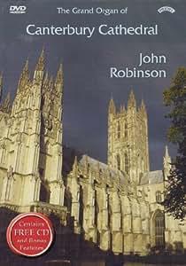 Grand Organ of Canterbury Cathedral