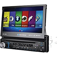 Soundstream VRN-725B 7 DVD Navigation Receiver with Bluetooth