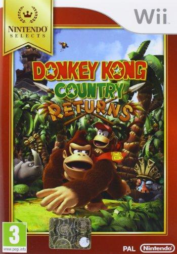 Nintendo DONKEY KONG COUNTRY RETURNS SEL by NINTENDO