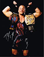Wwe Ecw Rob Van Dam Rvd Autographed 11x14 Photo Signed Autograph Auto 5 Star