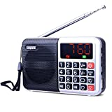 Longruner Portable Fm Radio US