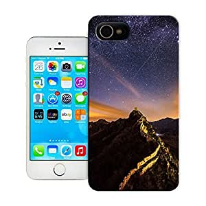 Unique Phone Case Milky Way above the Great Wall Hard Cover for 5.5 inches iphone 6 plus cases-buythecase