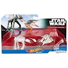 Hot Wheels Star Wars - AT-AT Walker vs Rebel Snowspeeder 2-Pack