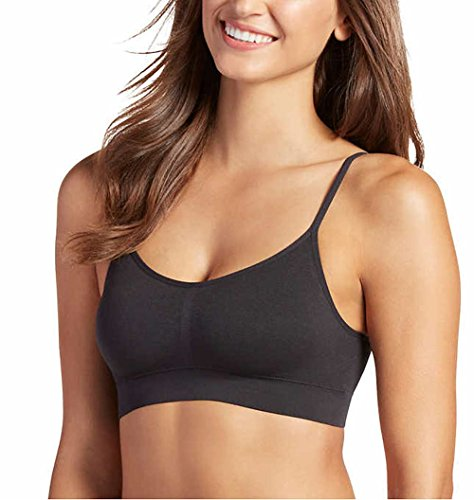 f17ee5f471 Jockey Ladies Seamless Wire-Free Removable Cup Bralette - Import It All