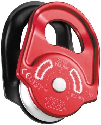 PETZL MINDER very high efficiency Prusik pulley High strength