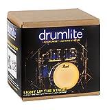 Drumlite DLK1S Single LED Band Lighting Kit for Drums