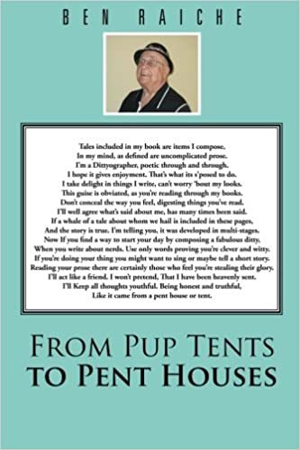 Book From Pup Tents to Pent Houses