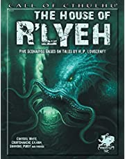 The House of Rlyeh: Five Scenarios Based on Tales of H.P. Lovecraft