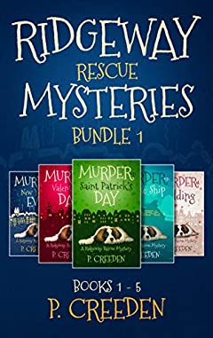 Ridgeway Rescue Mysteries Bundle 1: Books 1 - 5