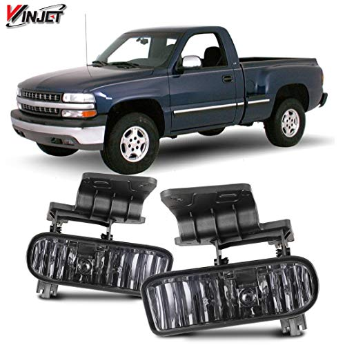 03 chevy tahoe fog lights - 7