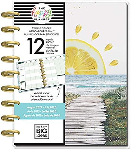 6 Awesome Planners for College Students To Get Organized
