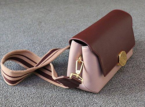 Bag Travel Crossbody Messenger Bag Ladies Casual Bags Handbag Vintage Shoulder B 4xpwwItq