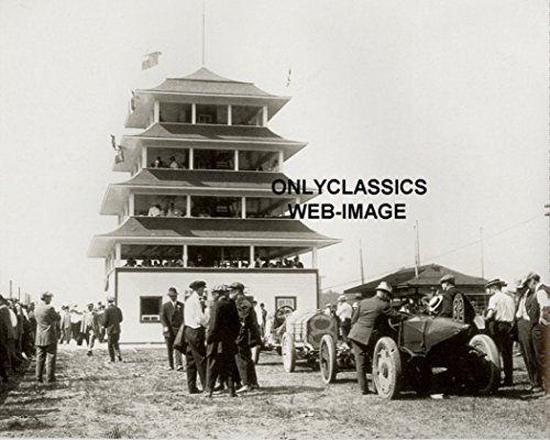 OnlyClassics 1913 INDY 500 Marmon WASP HARROUN CAR Indianapolis Speedway AUTO Racing - Marmon Car