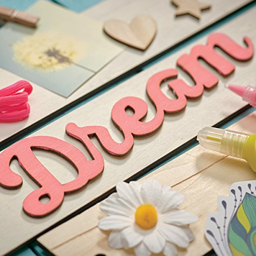 51e FDZLa8L - CRAFTIVITY Dare to Dream Board Craft Kit