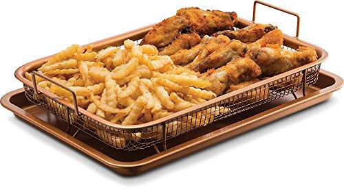 crisper trays - 2