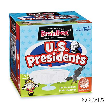 BrainBox: US Presidents (Presidents Game)