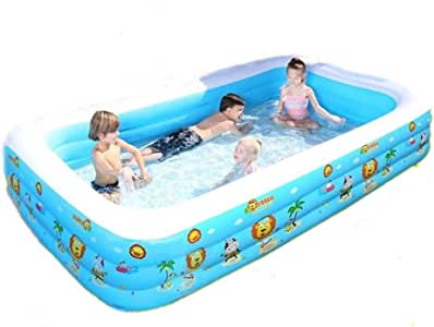 SWIM POOL Piscina Hinchable Banera Piscinas Inflable Piscina ...