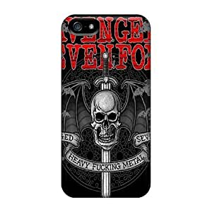 Durable Cell-phone Hard Cover For iphone 6 plus (kCB6256DPeo) Unique Design Attractive Avenged Sevenfold Pictures by icecream design