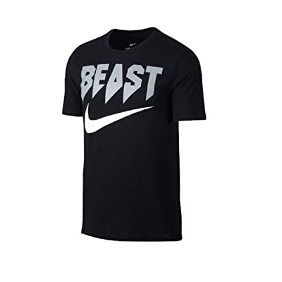 NIKE Men's The Tee Beast Dri-Fit Athletic Cut T-Shirt