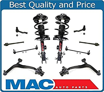Front Coil Spring Strut Assembly For Infiniti 03-08 FX35 /& FX45 All Wheel Drive