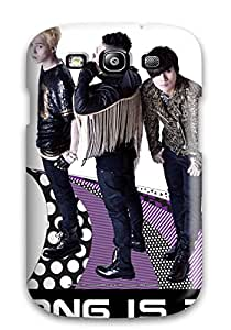 Defender Case With Nice Appearance (big Bang) For Galaxy S3 6940648K62614097