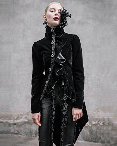 Devil Fashion - Chaqueta - Manga Larga - para mujer