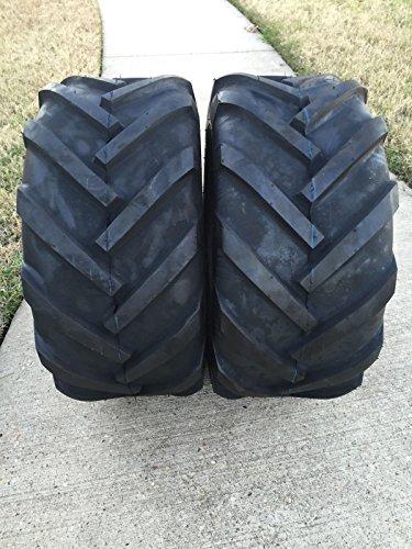 2 - 23X8.50-12 Deestone 6P Super Lug Tires AG DS5241 --P#EWT43 65234R3FA690214 by Lisongin (Image #2)