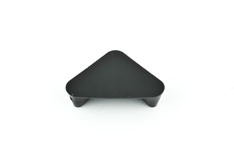 /Ángulo de hierro pie Protector pl/ástico End Cap Acero estanter/ía accesorio de pierna muebles fabricado en Alemania