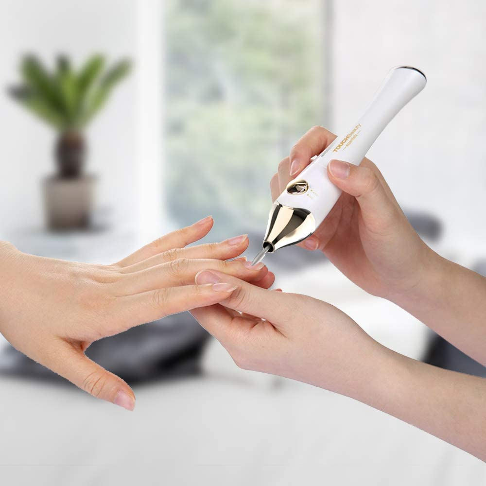 TOUCHBeauty Kit de Manicura y Pedicura Eléctrico Profesional, Set de manicura/pedicura eléctrico