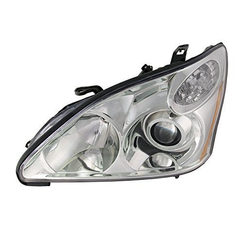 Lexus RX330 (Japan Built) New HID-Type Replacement Driver Side Headlight (Lexus Rx330 Headlight Replacement)