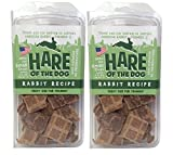 Cheap Hare of the Dog 100% Rabbit Small Dog Jerky Treats (Pack of 2)