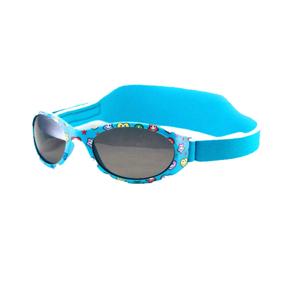 Polarized baby sunglasses with strap safety 12-36months MOLA MOLA by MOLA MOLA