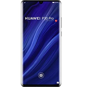 Huawei P30 Pro (Black, 8GB RAM, 256GB Storage)