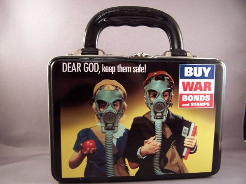 Buy War Bonds Lunch Box