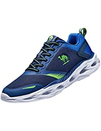 Men's Trail Running Shoes Lightweight Shockproof Fashion Sports Athletic Sneakers for Gym Walking