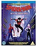 Spider-man Into The Spider-Verse [Blu-ray] [2018] [Region Free]