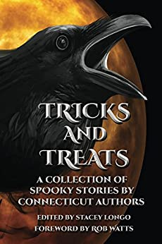 Tricks and Treats: A Collection of Spooky Stories by Connecticut Authors by [Twain, Mark]