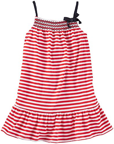 Oshkosh Kids Dress (OshKosh B'gosh Girls' Knit Dress 21294211, Stripe, 2T)