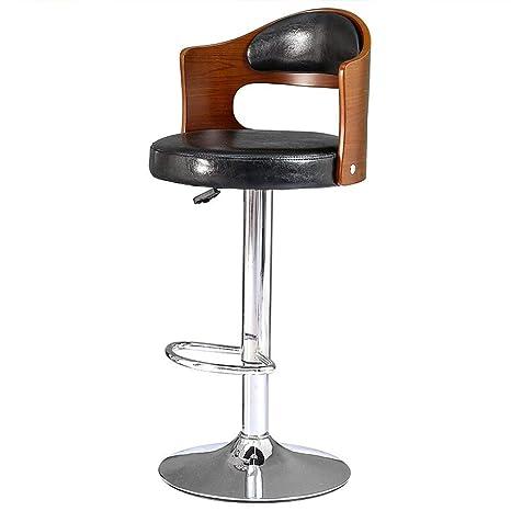 Awe Inspiring Amazon Com European Style Bar Stool Height Adjustable Bar Forskolin Free Trial Chair Design Images Forskolin Free Trialorg