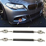 05 sti carbon fiber - Carbon Fiber Adjustable 5.5-8 Inch Bumper Chin Lip Diffuser Rod Spiltter Support