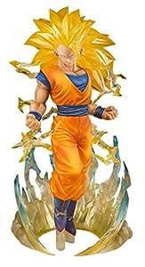 Bandai - Figurine Dragon Ball Z - Son Gokou Super Saiyan 3 Figuarts Zero - 4549660038054