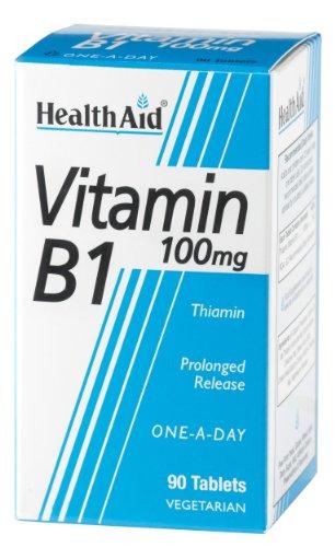 Santé aide Vitamine B1 (thiamine)