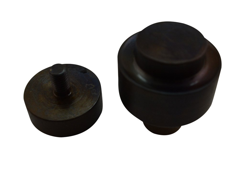 Amanaote 25 mm Grommet Die Setter Eyelet Mold for Hand Press Grommet Puncher Tool by Amanaote