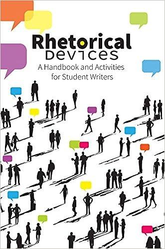 why use rhetorical devices