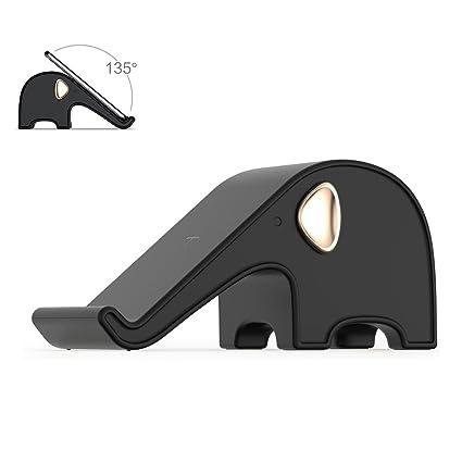 Amazon.com: Lindo rápido cargador inalámbrico Qi soporte por ...