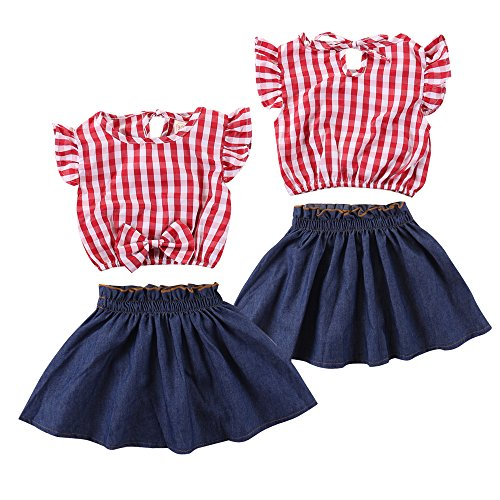 Buy plaid tops for kids
