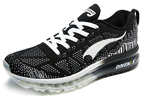 Onemix Air Zapatos para Correr en Montaña y Asfalto Aire Libre y Deportes  Zapatillas de Running ... abe45ff621825