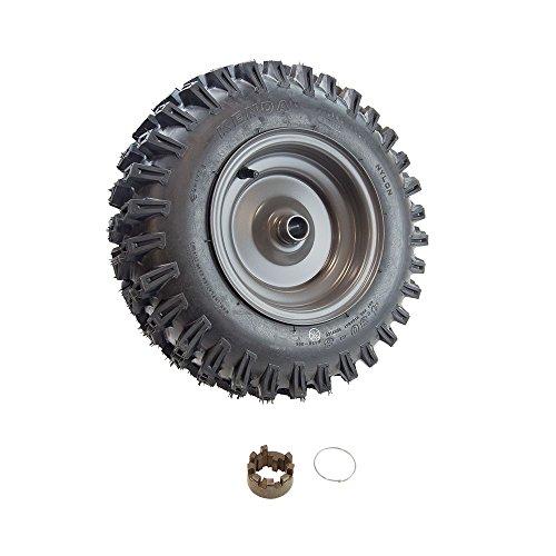 "Husqvarna 532198266 - KIT.Wheel.HD.LH.16"".Gray"