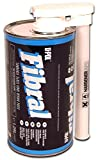 U-Pol Products 0717 FIBRAL Sandable Glass Repair Fiber Paste - 1.28 Liter